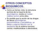 otros conceptos bioquimicos41