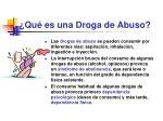 qu es una droga de abuso12