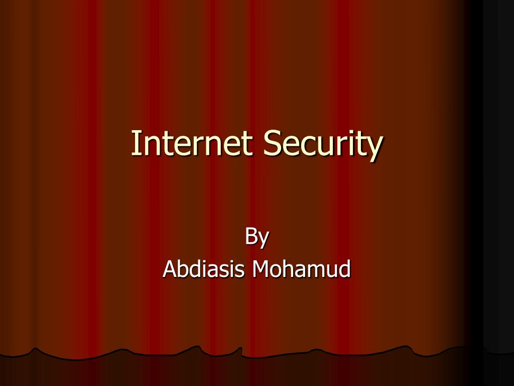 internet security l.