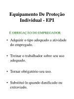 equipamento de prote o individual epi4