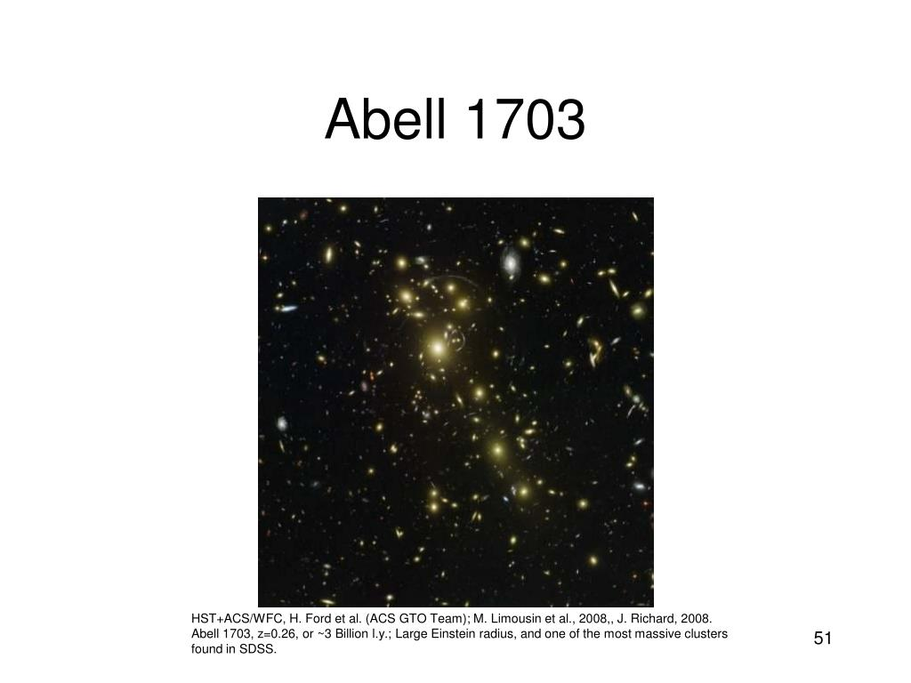 Abell 1703