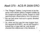 abell 370 acs r 2009 ero71