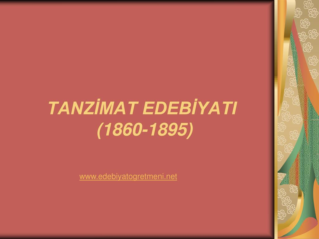 tanz mat edeb yati 1860 1895 l.