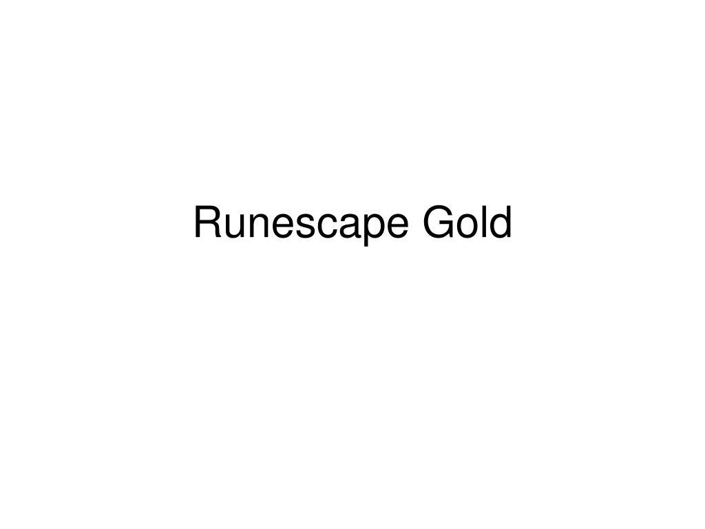 runescape gold l.
