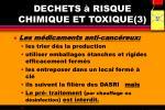 dechets risque chimique et toxique 3