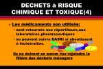dechets risque chimique et toxique 4