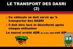 le transport des dasri 2