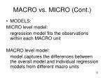 macro vs micro cont