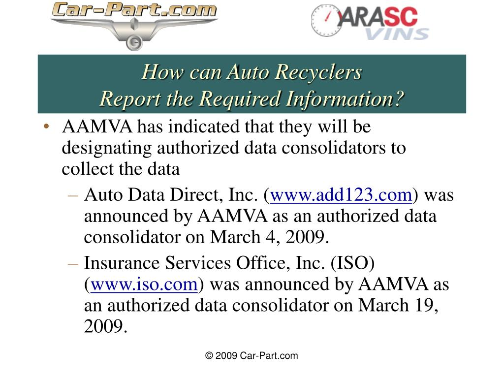 How can Auto Recyclers