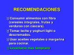 recomendaciones35