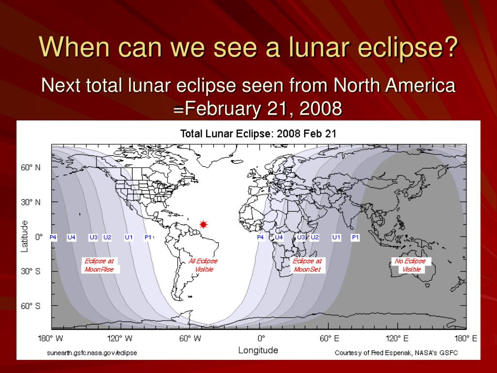 When can we see a lunar eclipse?