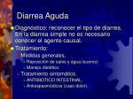 diarrea aguda41