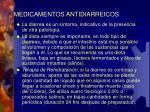 medicamentos antidiarreicos