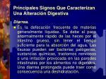principales signos que caracterizan una alteraci n digestiva25