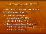 carcinoma colorectal27