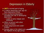 depression in elderly23