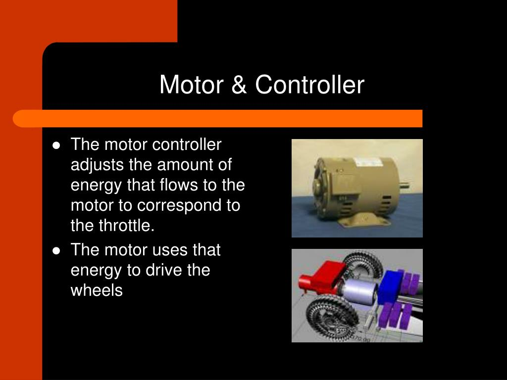 Motor & Controller