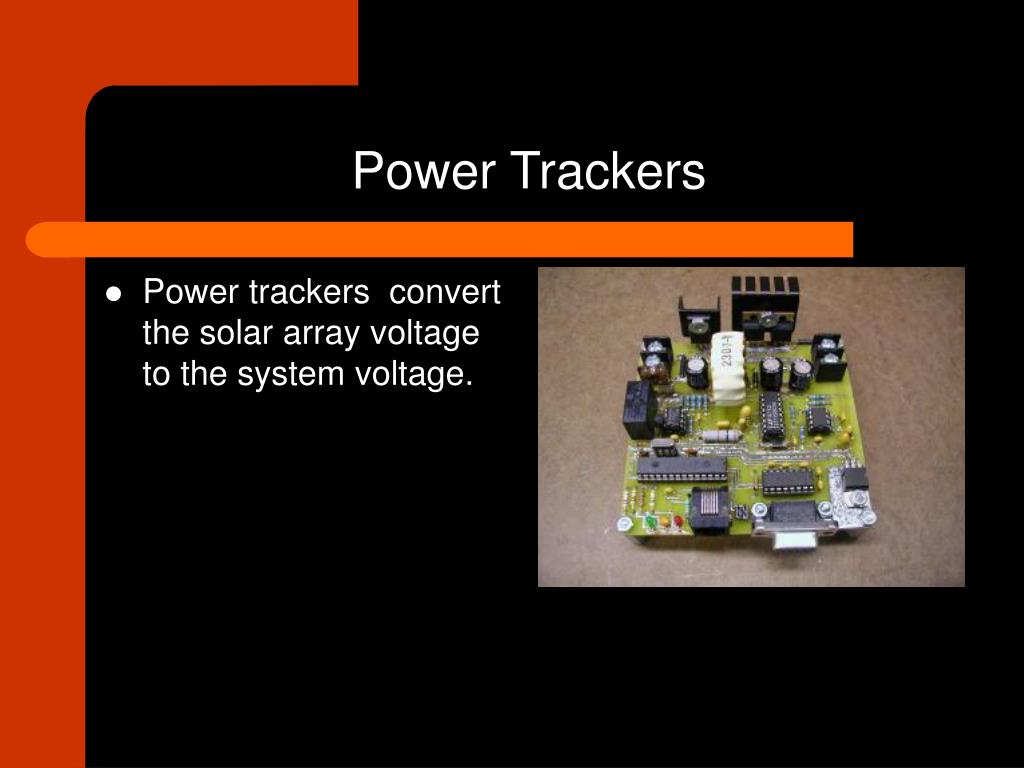 Power Trackers