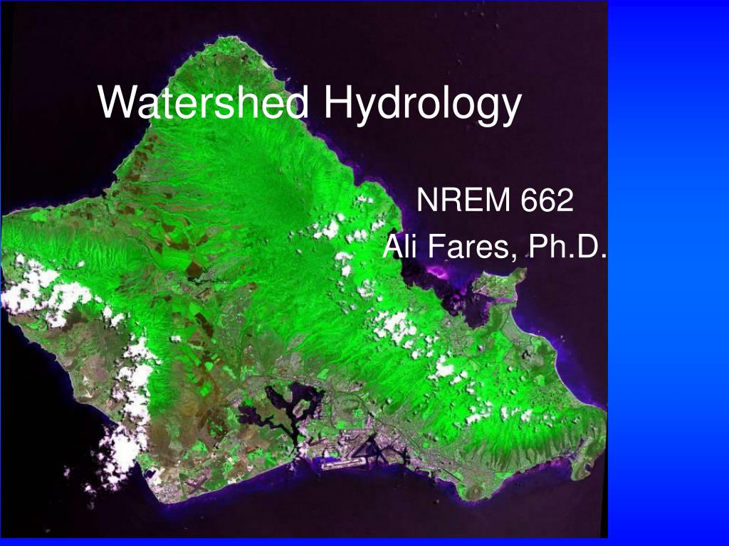 watershed hydrology l.
