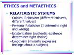 ethics and metaethics28