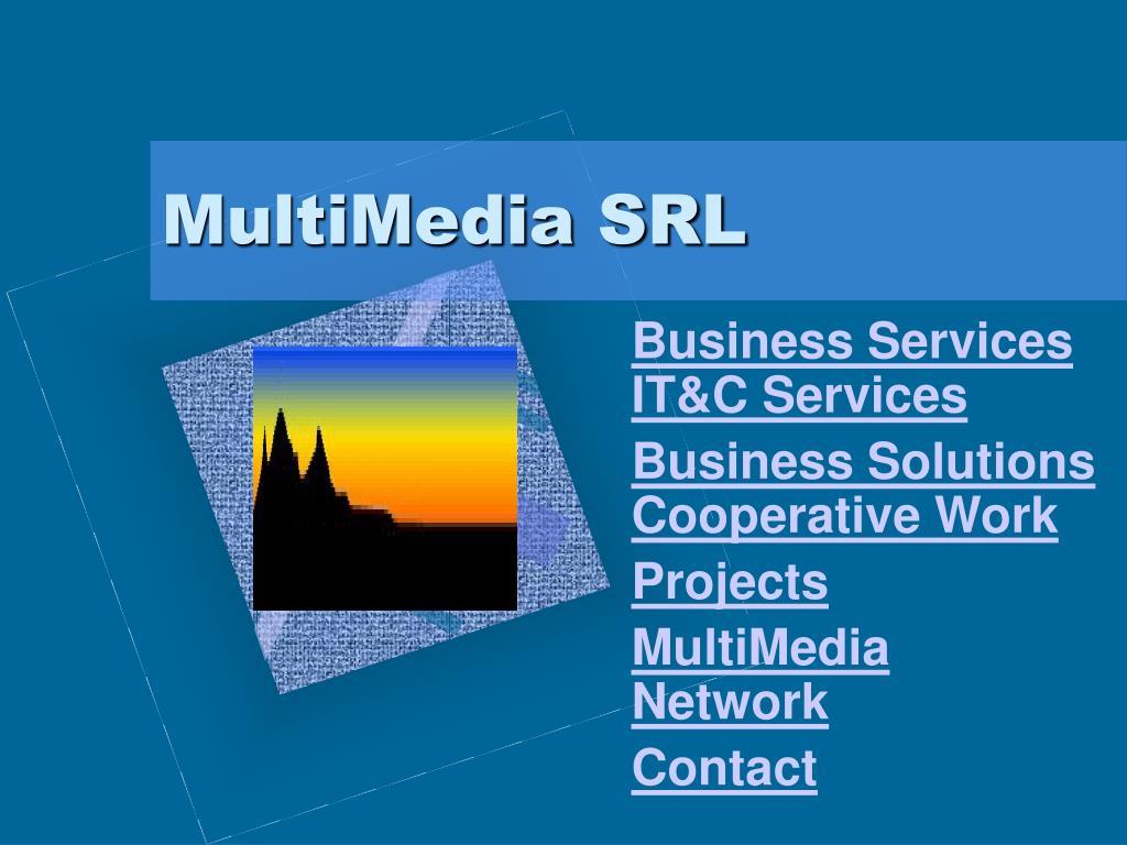 multimedia srl