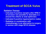 treatment of scca vulva25