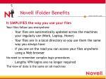 novell ifolder benefits37