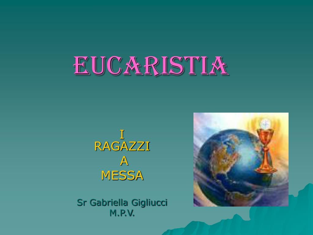 eucaristia l.