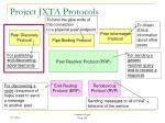 project jxta protocols59