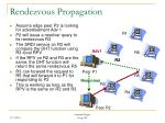 rendezvous propagation27