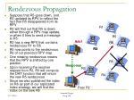 rendezvous propagation28