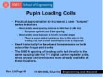 pupin loading coils