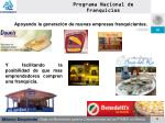 programa nacional de franquicias4