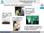 programa nacional de franquicias7