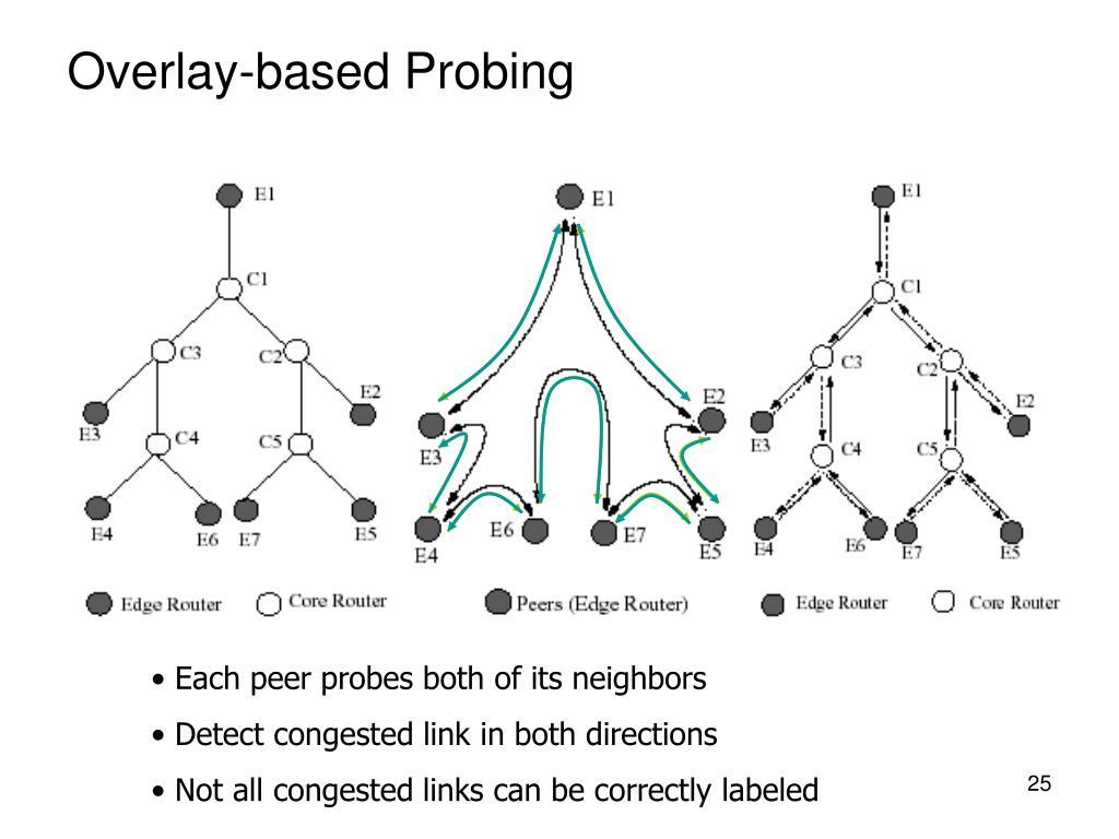 Overlay-based Probing