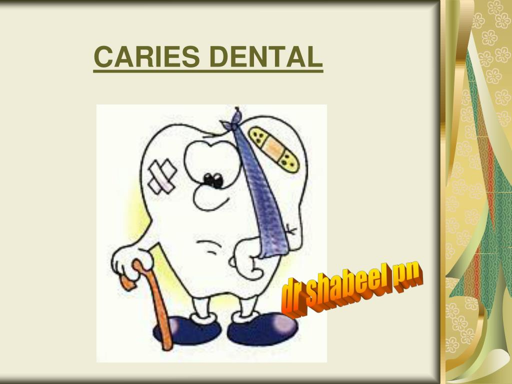 caries dental l.