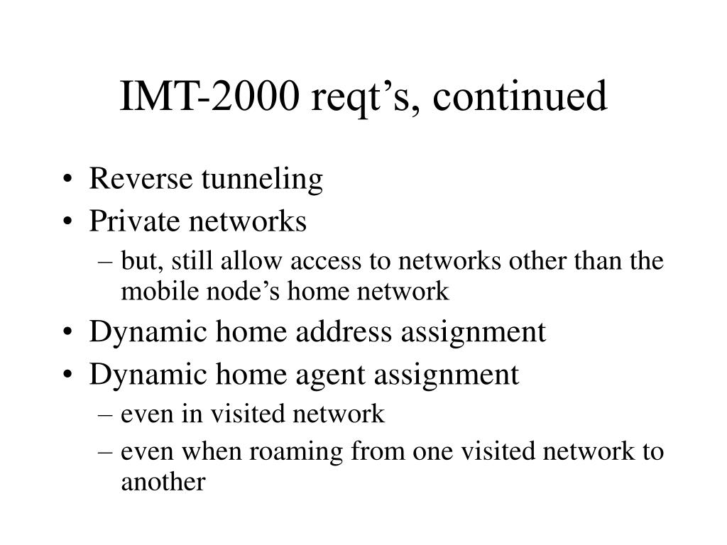 imt 101 assignment