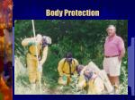 body protection71