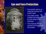 eye and face protection28