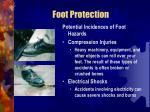 foot protection56