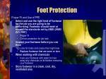 foot protection59