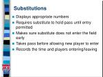 substitutions27