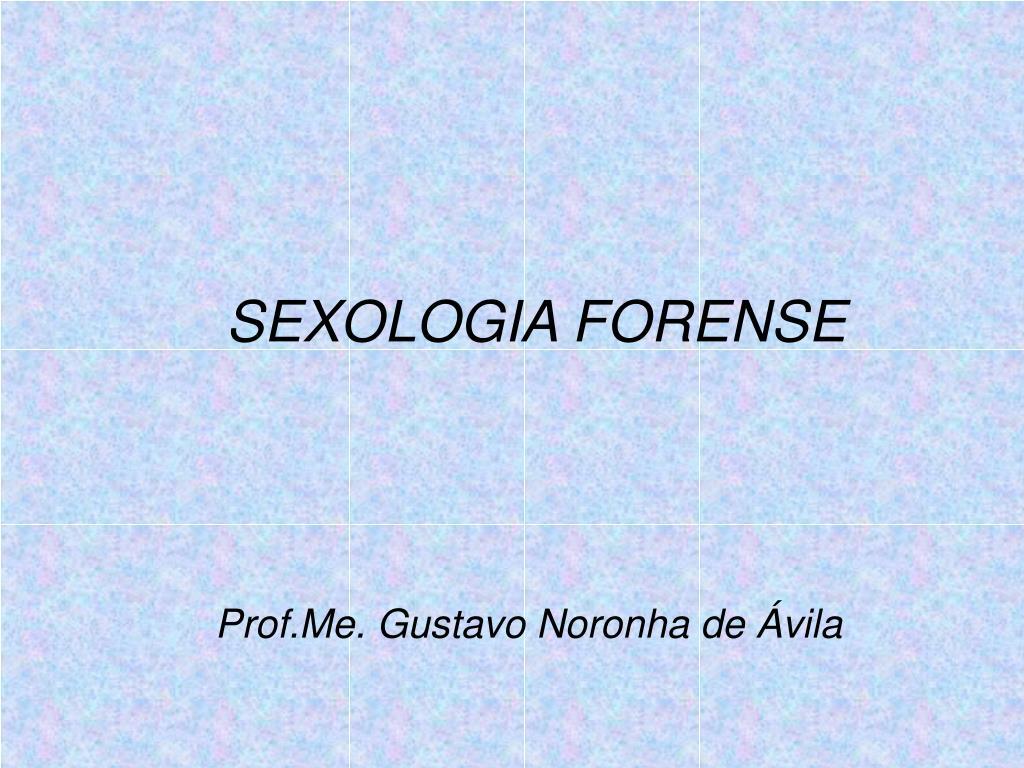 sexologia forense l.