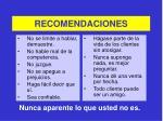 recomendaciones54
