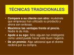 t cnicas tradicionales48