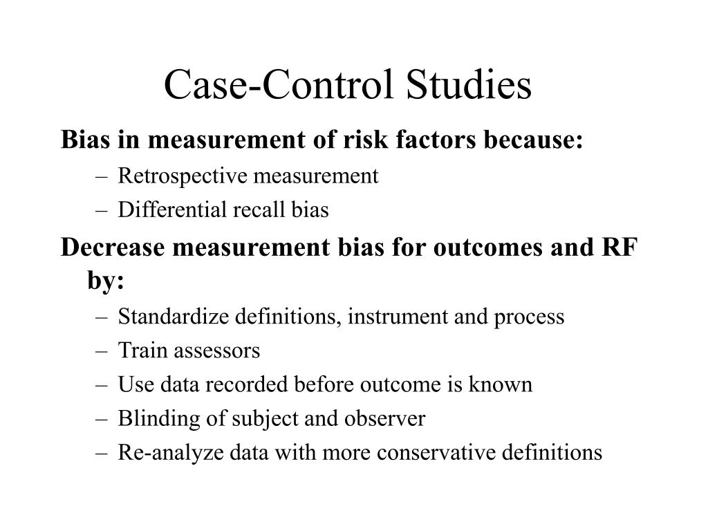 case control study case definition Epidemiological studies and details of case control study.
