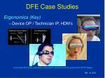 dfe case studies184