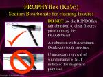 prophyflex kavo sodium bicarbonate for cleaning fissures65