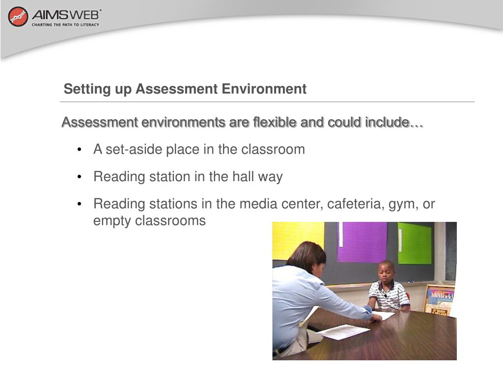 Setting up Assessment Environment