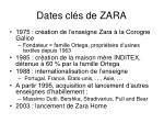 dates cl s de zara
